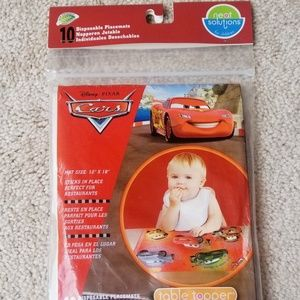 Other - Table Toppers - Cars (10 pk)